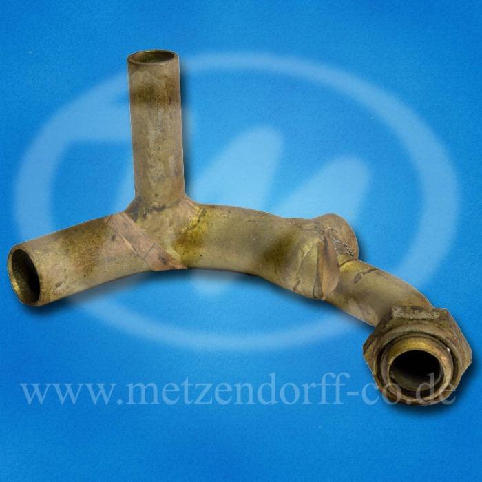 Kühlwasserleitung - für MERCEDES BENZ 820, MERCEDES BENZ: 820 200 3351, MERCEDES BENZ: 8202003351