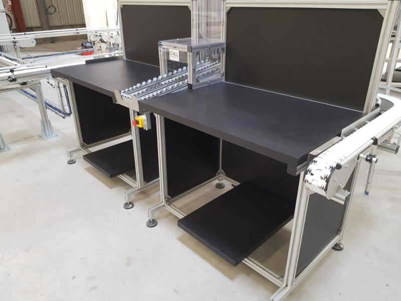 Plans De Travail - Construction en aluminium