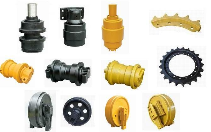 Rollers and idlers -