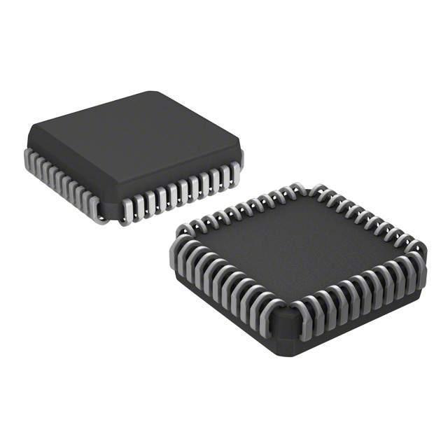 IC UART CMOS DUAL 44PLCC - Exar Corporation XR68C681CJTR-F
