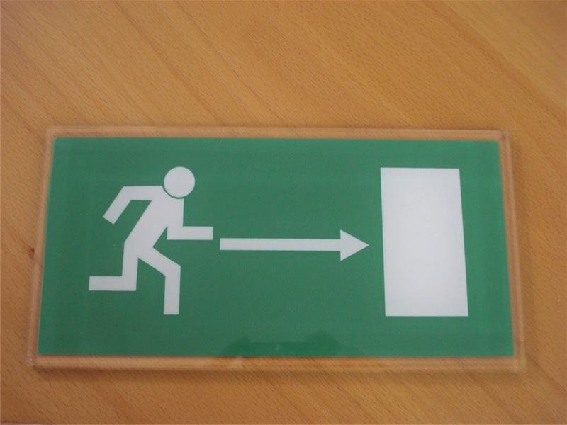Signalisation de sécurité - null