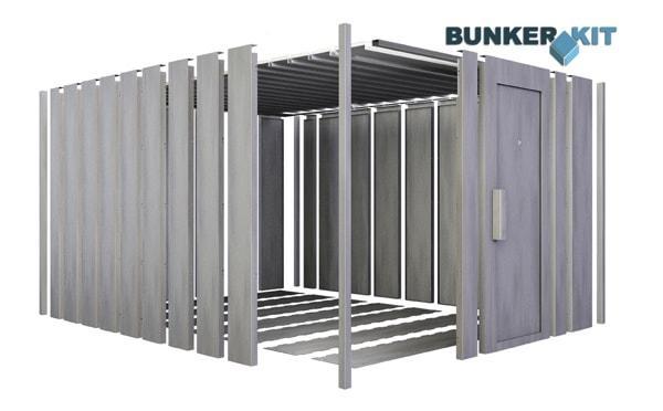 Des applications variées - Bunkerkit, le local modulaire blindé