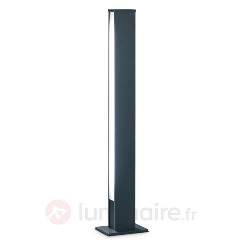 Borne lumineuse stylée TENDO, 108 cm, deux côtés - Toutes les bornes lumineuses