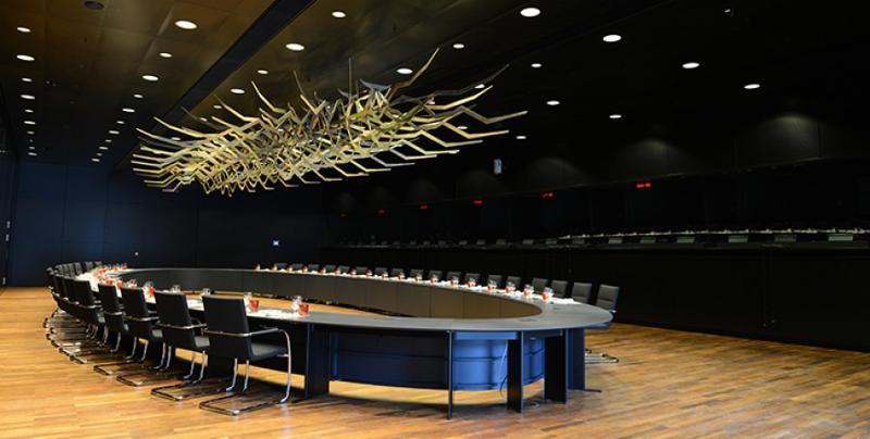 Restaurants Ministres - European Convention Center  - Service Evenementiel