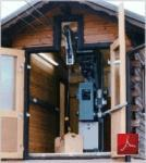 Complete systems - Cable way installations