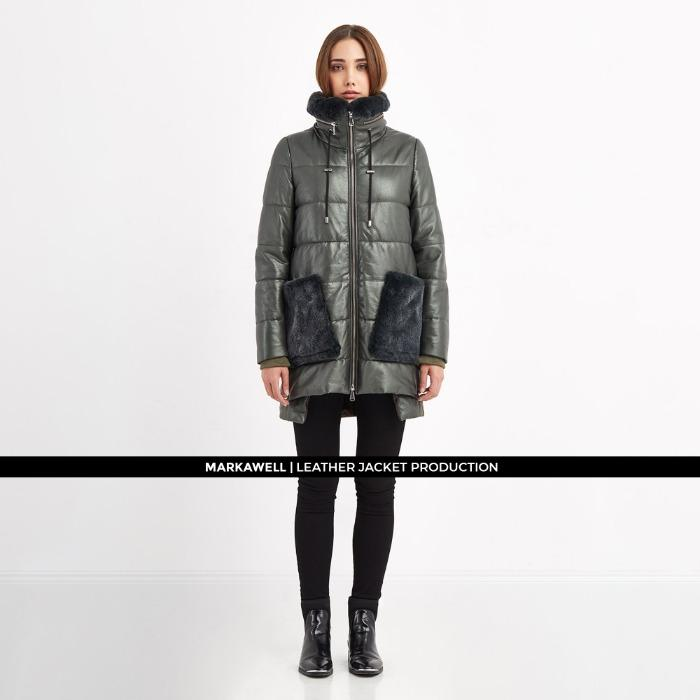 MELISSA QUILTED JACKET - GMO201920011W-3