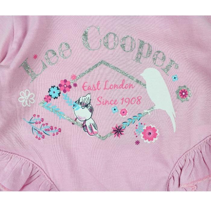 Producent Koszulka z długimi rękawami Lee Cooper   -  Zestaw odzieży