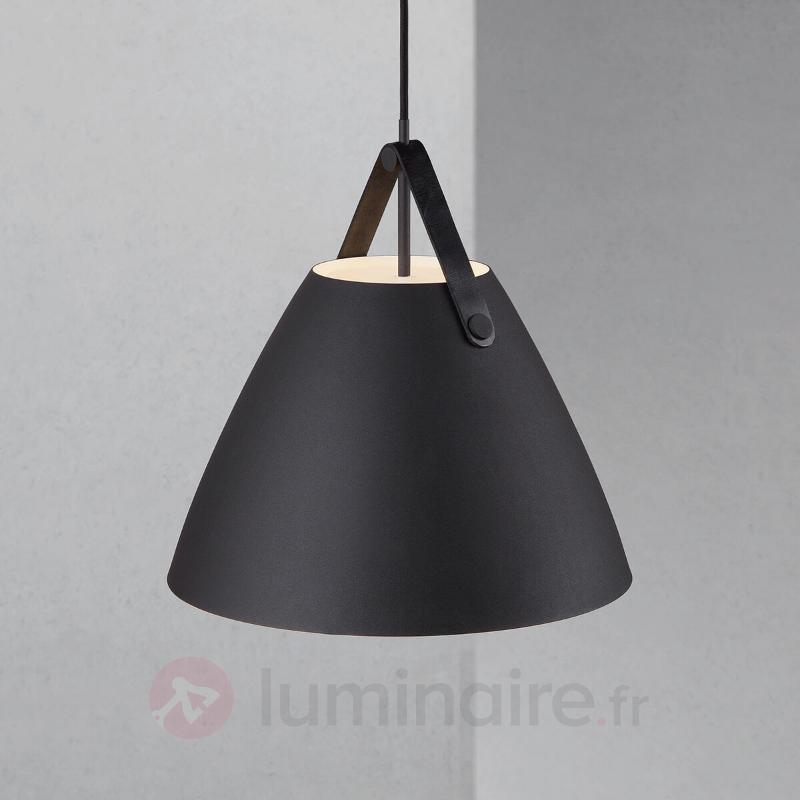 Suspension LED Strap avec bride en cuir - Suspensions LED