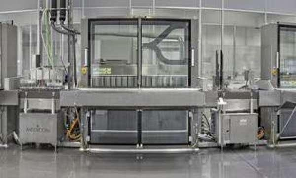 Production Line OPTIMA ImmuCoat® - Production Line OPTIMA ImmuCoat®: Packaging Unit for microplates