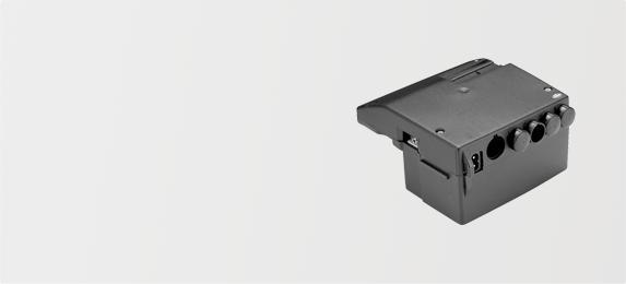 Boîtiers de contrôle - Boîtier de Contrôle CB9 HOMELINE