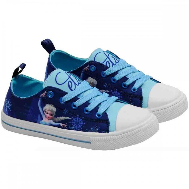 8x Baskets basses avec boites La Reine des Neiges du... - Chaussures