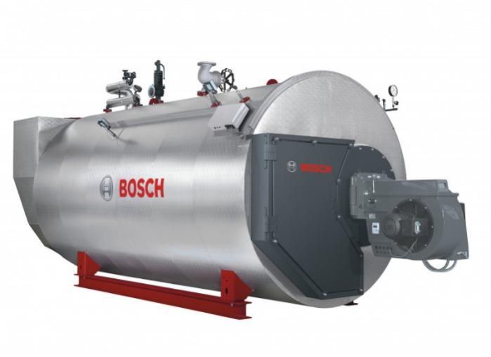 Bosch Caldeira a vapor UL-S, UL-SX - Bosch Tubo de caldeira / óleo / gás / flame - Tipo UL-S, UL-SX