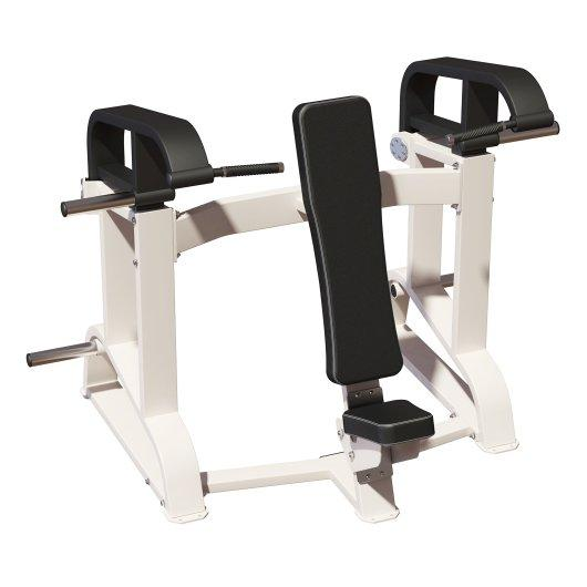 Equipment for Gym | Verti Series | Inter Atletika Company - Steel tube 120x40x3 mm; Electrostatic coating; Polyurethane, Ecoleather