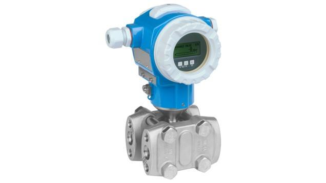 Differential pressure Deltabar PMD75 -