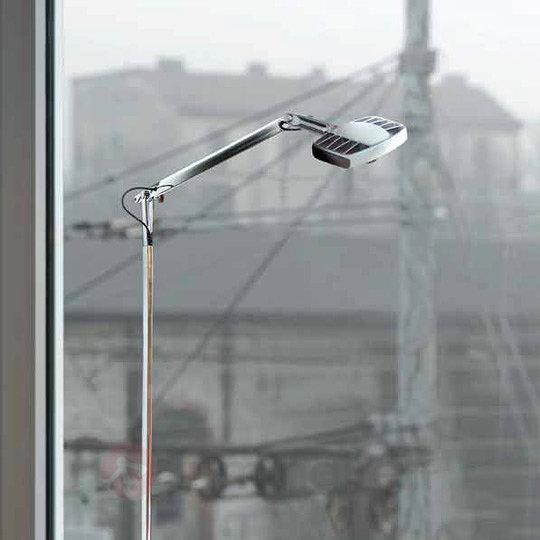 Lampadaire de designer à LED Otto Watt - Lampadaires LED