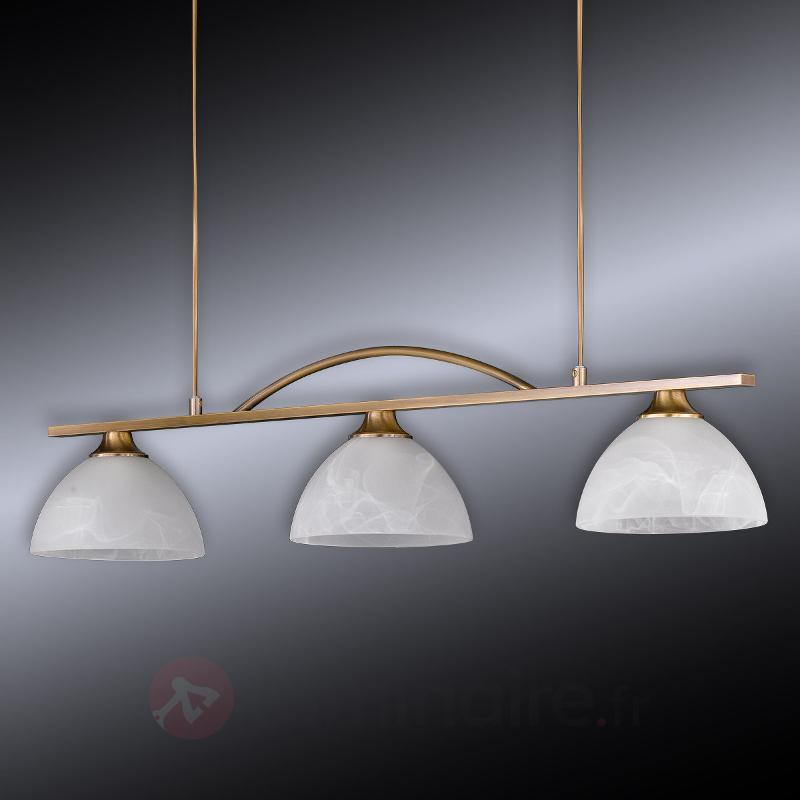 Suspension Classica à trois lampes - Cuisine et salle à manger