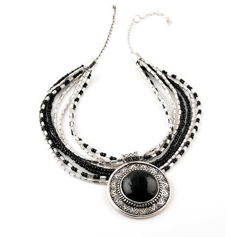 Handmade Bohemian Pendant Necklace