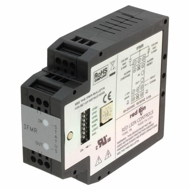 SPEED SWITCH AC POWERED - Red Lion Controls IFMR0066