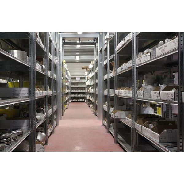 Rayonnage industriel - Rayonnage métallique : professionnel, polyvalent, industriel