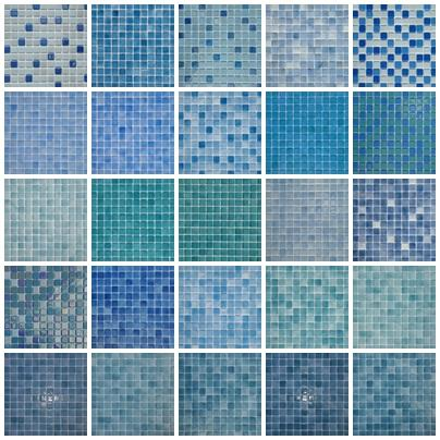 havuz mozaik