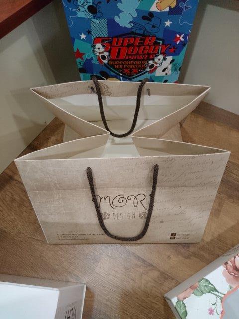 Luxus Papptaschen