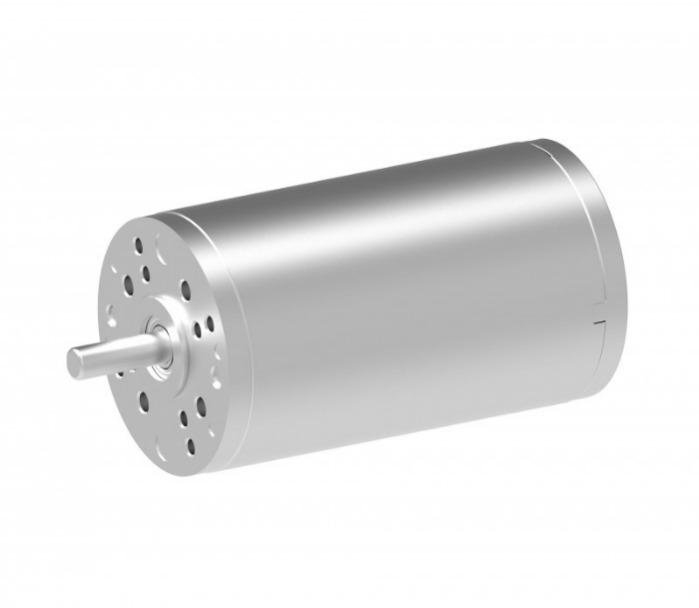 Brushed DC motor - M63 - Brushed DC motor with permanent magnets