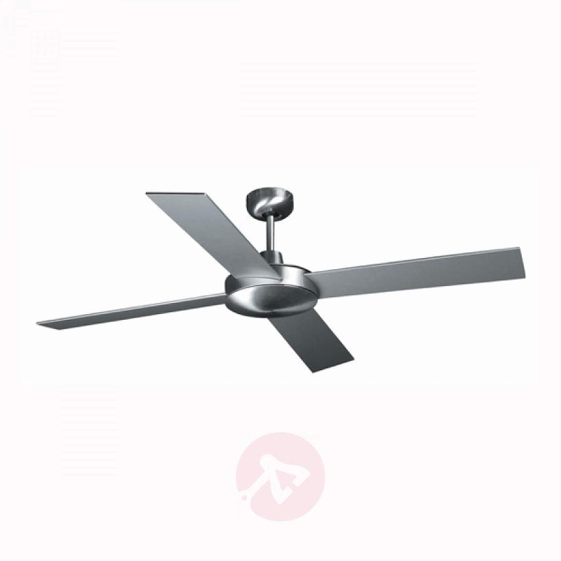 MALLORCA Modern Ceiling Fan - Aluminium - fans