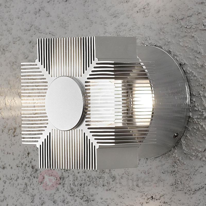 Applique d'extérieur LED carrée Monza - Appliques d'extérieur LED
