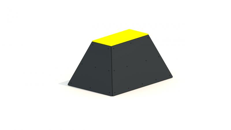 Jumping box - Outdoor sports equipment