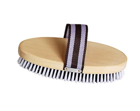 8-1/2'' horse/animal/pet  Body Brush/ grooming brush - horse body brush / horse grooming brush/horse plastic dandy brush