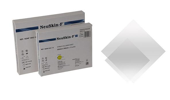 Neuskin - F BIO ABSORBABLE FISH COLLAGEN PATCH -