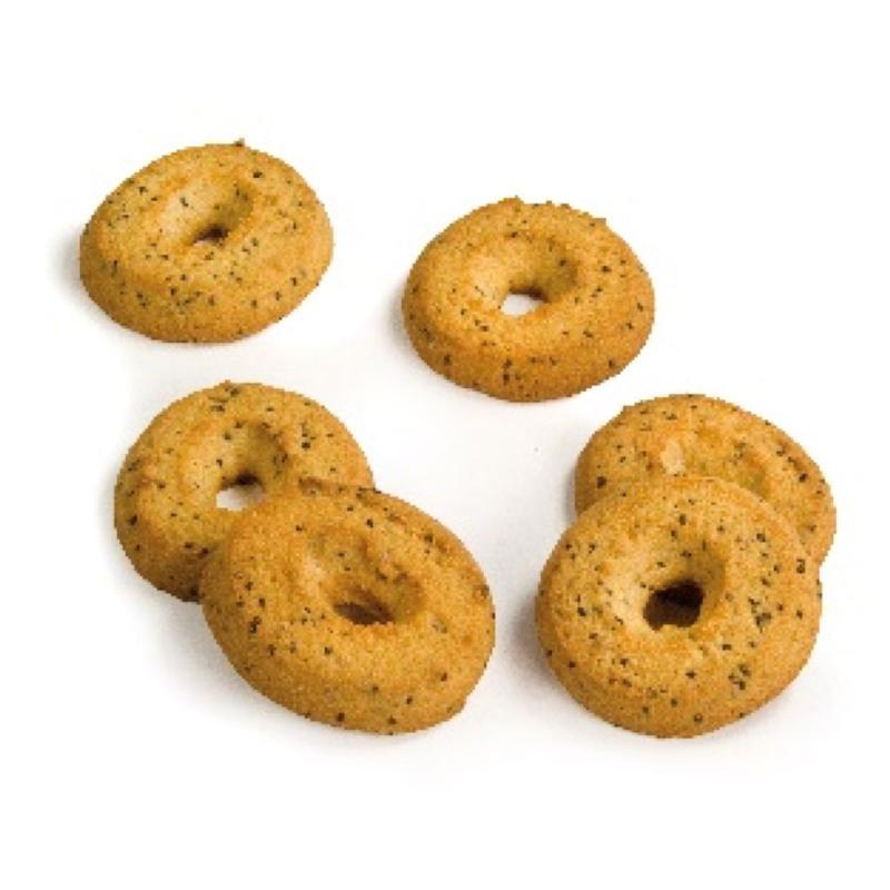 Chia Doughnuts - PASTRIES