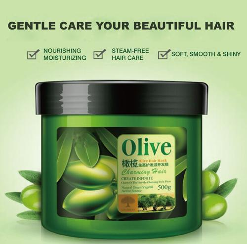 Cosmetics - Olive Hair
