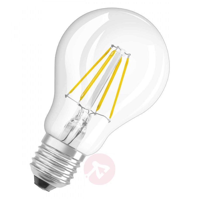 E27 4 W 827 filament LED bulb, set of two - light-bulbs