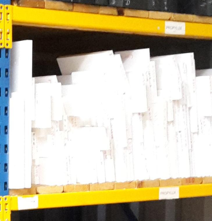 Kynar® 740  (polyvinylidene fluoride) polymer stock shapes