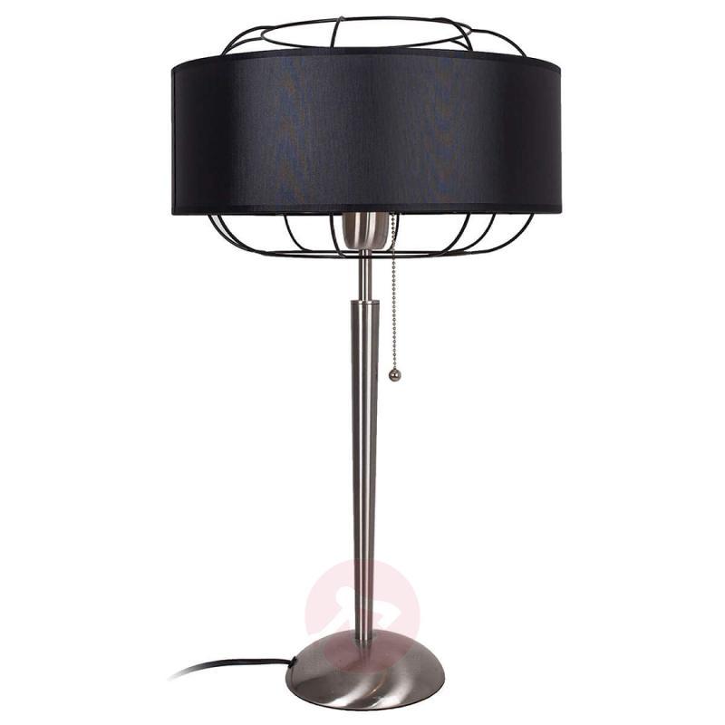 Invento Jupon table lamp in black - indoor-lighting