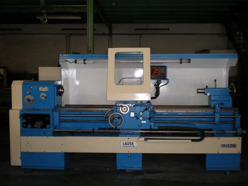 TORNO LACFER CR2 E250 2.000 E.P. - TORNO LACFER CR2 E250 2.000 E.P.