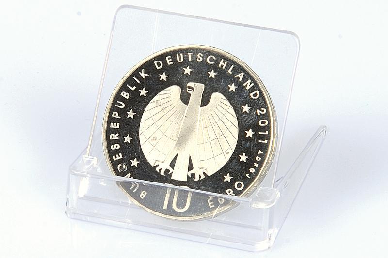 Münzsteller - null