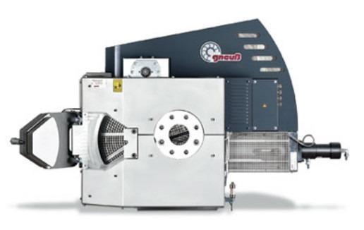 RSFgenius - Filtri rotanti brevettati dotati di sistema con pistone back flush