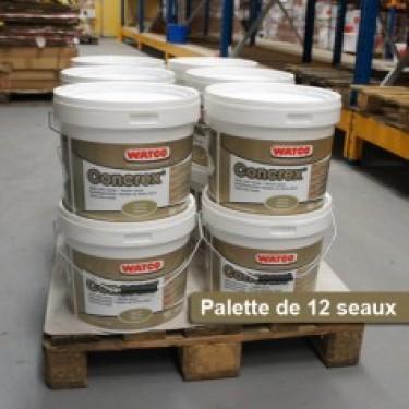 Mortier de réparation béton - Concrex Gros Trou S. Froid 25 kg LQ UN 2735 C