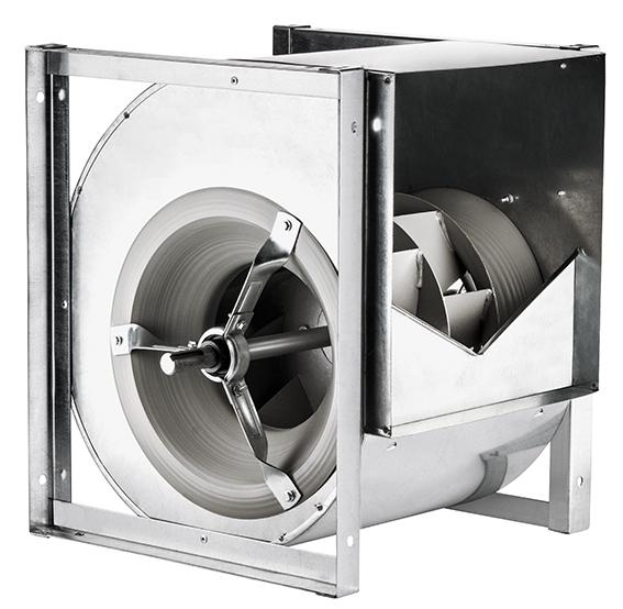 BSF - Industrie Radialventilator