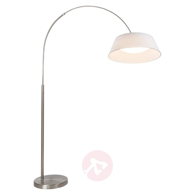 LED arc lamp Leya with touch dimmer - Floor Lamps