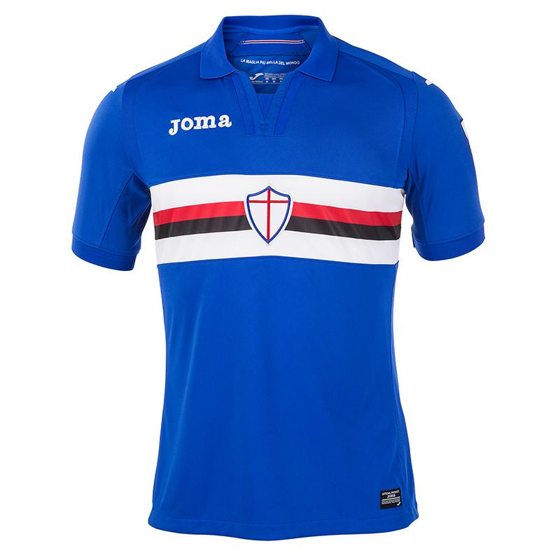 1ª CAMISETA SAMPDORIA ROYAL M/C SD.101011V17