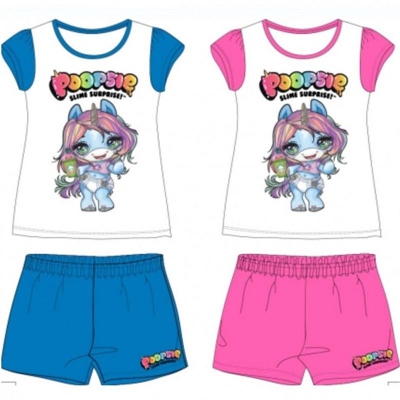 Wholesaler clothing licenced kids Poopsie - Summer Set