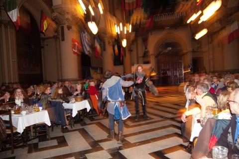 Medieval Dinner Show - Service- Tour operator