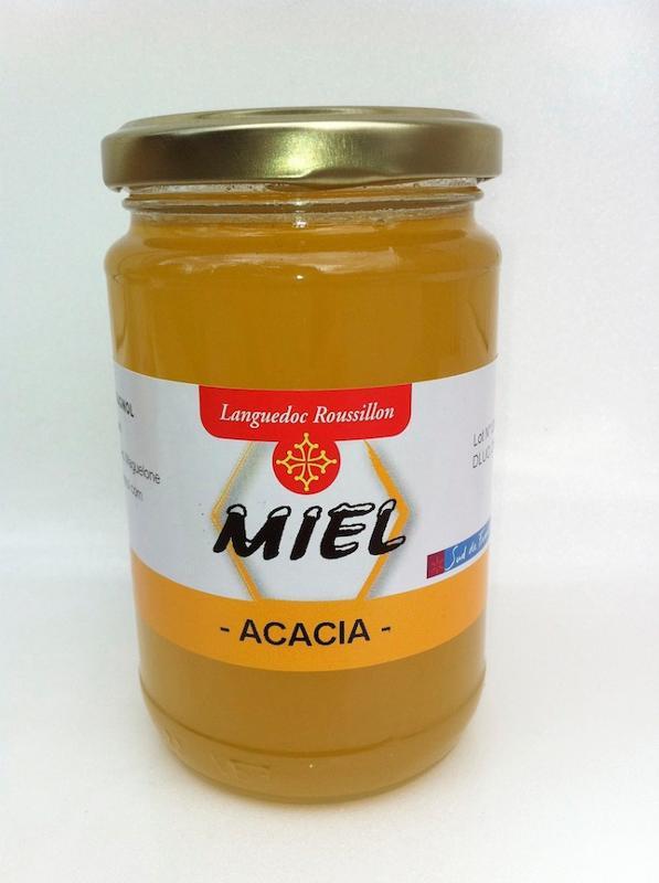 Miel d'Acacia 400g - Épicerie sucrée