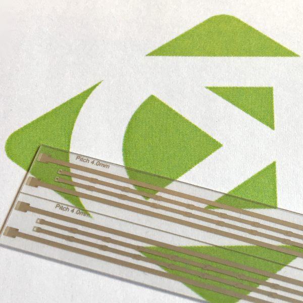 Transparent PCB