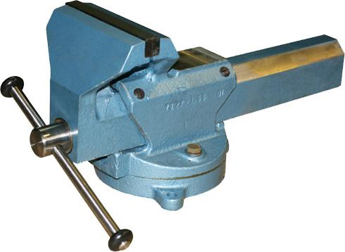 Vise/ Тиски - Machine vice, machine tools, pneumatic, friction, cylindrical, eccentric