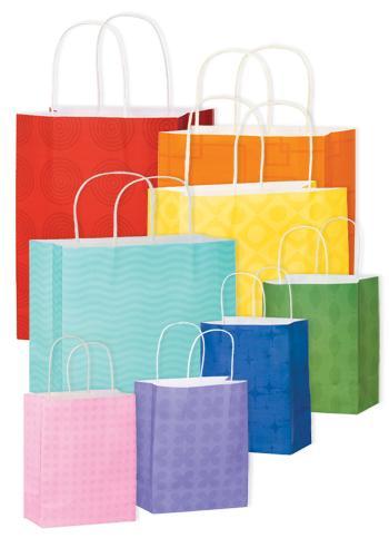 Paper Bag - 6 color flekso printing