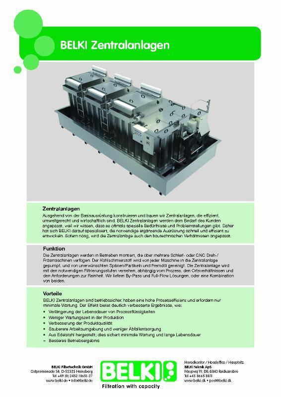 Filteranlage -